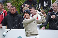 Leading amateur, Harry Diamond, from Holywood, Co Down, was the playing partner of N Ireland Professional golfer, Rory McIlroy, a practice day, 26th June 2012, at the Irish Open at the Royal Portrush Golf Club. Harry, a member of the Belvoir Park club in Belfast recently won the West of Ireland Amateur Open Championship. 201206260142..Photo taken 26th June 2012 during one of the practice days at the Irish Open Championship, Royal Portrush Golf Club, N Ireland.<br /> <br /> Copyright Image from Victor Patterson,<br /> 54 Dorchester Park, <br /> Belfast, UK, BT9 6RJ<br /> <br /> t1: +44 28 9066 1296 (from Rep of Ireland 048 9066 1296)<br /> t2: +44 28 9002 2446 (from Rep of Ireland 048 9002 2446)<br /> <br /> m: +44 7802 353836<br /> <br /> e: victorpatterson@me.com<br /> www.victorpatterson.com<br /> <br /> Please see my Terms and Conditions of Use at www.victorpatterson.com. It is IMPORTANT that you familiarise yourself with them.<br /> <br /> Images used on the Internet must be visibly watermarked i.e. © Victor Patterson<br /> within the body of the image and copyright metadata must not be deleted. Images <br /> used on the Internet have a size restriction of 4kbs and will be chargeable at current<br />  NUJ rates unless agreed otherwise.<br /> <br /> This image is only available for the use of the download recipient i.e. television station, newspaper, magazine, book publisher, etc, and must not be passed on to any third <br /> party. It is also downloaded on condition that each and every usage is notified within 7 days to victorpatterson@me.com<br /> <br /> The right of Victor Patterson to be identified as the author is asserted in accordance with The Copyright Designs And Patents Act (1988). All moral rights are asserted.