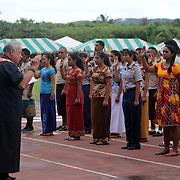 American Samoa Flag Day 2013