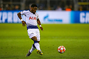 Tottenham Hotspur defender Serge Aurier (24) during the Champions League round of 16, leg 2 of 2 match between Borussia Dortmund and Tottenham Hotspur at Signal Iduna Park, Dortmund, Germany on 5 March 2019.