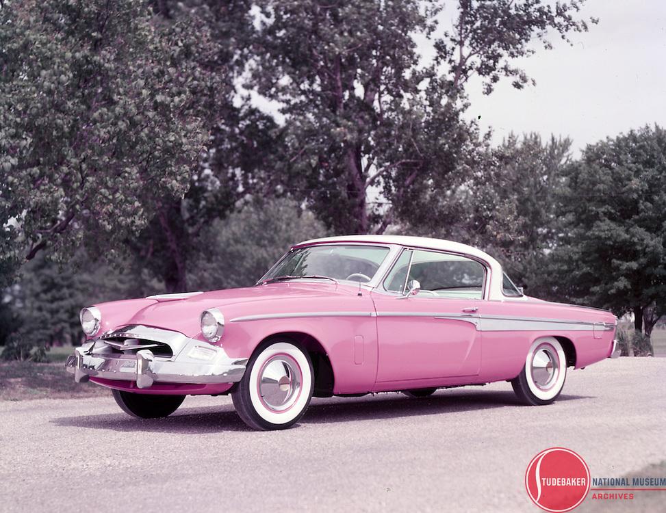 1955 Studebaker Commander Hardtop