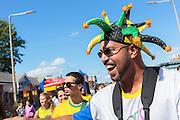 Allston Village, Street Fair, Boston, Massachusetts, USA