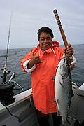Sam Choy, Sitka, Alaska