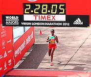 London Marathon 220412