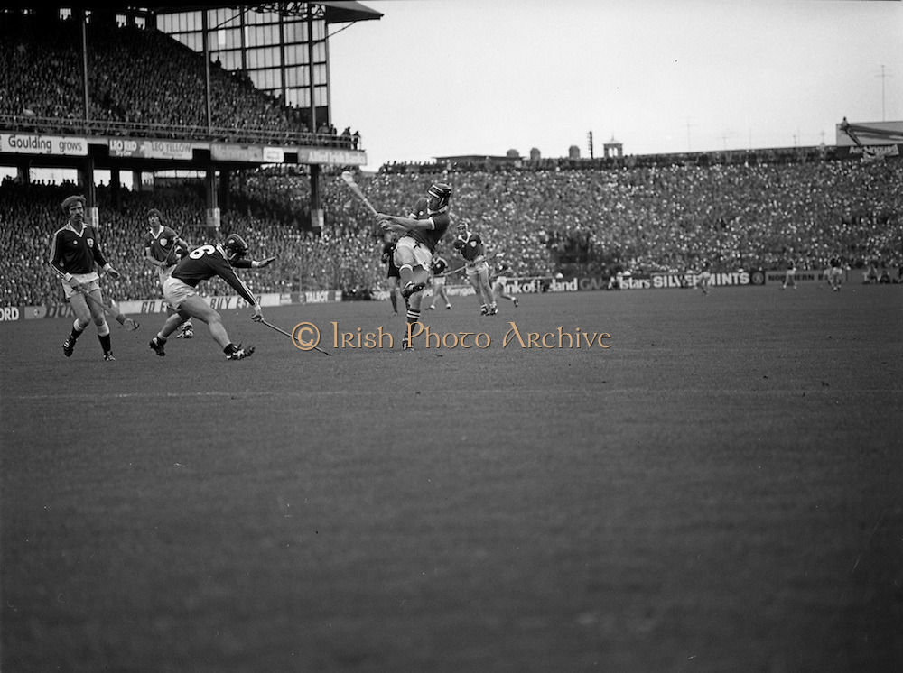 07/09/1980<br /> 09/07/1980<br /> 7 September 1980<br /> All-Ireland Hurling Final: Galway v Limerick at Croke Park, Dublin.