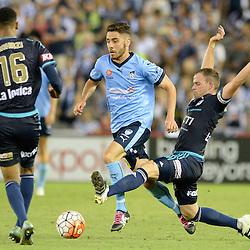 Melbourne Victory  v Sydney   A-League   26 January 2016