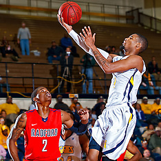2012-13 A&T Men vs Radford
