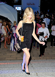 Peaches Geldof attends the Raffaello Summer Day 2013 at Kronprinzenpalais, Berlin, Germany. Friday June 21, 2013. Picture by Schneider-Press / John Farr / i-Images.<br /> UK &amp; USA ONLY<br /> File photo - Peaches Geldof  died of heroin overdose coroner rules today Wednesday 23rd July 2014.