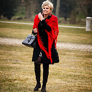 NLD/Almere/20150318 - Nationale Boomplantdag 2015, Prinses Laurentien