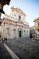 La chiesa di Sant'Irene dei Teatini è una chiesa del centro storico di Lecce. È intitolata a sant'Irene da Lecce, protettrice della città fino al 1656, anno in cui papa Alessandro VII proclamò il patrocinio leccese di un santo vescovo: Sant'Oronzo.