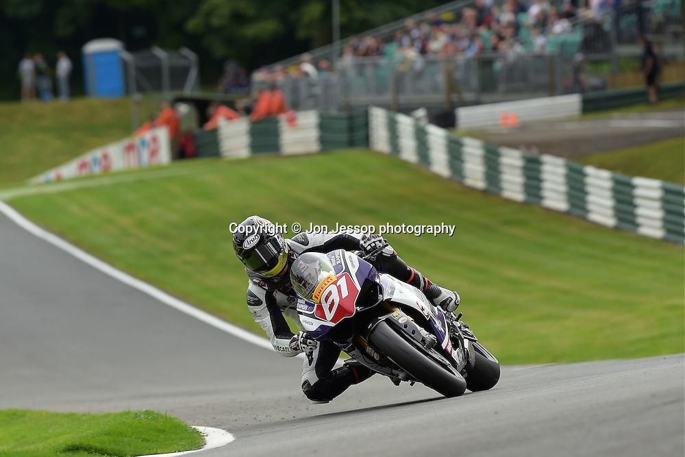 #81 James Egan MWR Motorsports Ducati Pirelli National Superstock 1000