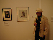 Barry Lategan, Art and the 60s: This was Tomorrow, Tate,29 June 2004. SUPPLIED FOR ONE-TIME USE ONLY-DO NOT ARCHIVE. © Copyright Photograph by Dafydd Jones 66 Stockwell Park Rd. London SW9 0DA Tel 020 7733 0108 www.dafjones.com