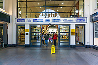 Fairhill Shopping Centre, Ballymena, N Ireland, UK, September, 2019, 201909131510<br /><br />Copyright Image from Victor Patterson, Belfast, UK<br /><br />t: +44 28 9066 1296 (from Rep of Ireland 048 9066 1296)<br />m: +44 7802 353836<br /><br />victorpattersonbelfast@gmail.com<br />www.victorpatterson.com<br /><br />Please see my Terms and Conditions of Use at https://www.victorpatterson.com/page2<br />It is IMPORTANT that you familiarise yourself with them.<br /><br />Images used online incur an additional cost and must be visibly watermarked i.e. © Victor Patterson within the body of the image and copyright metadata must not be deleted. Images used on the Internet have a size restriction of 4kbs and are chargeable at rates available at victorpatterson.com.<br /><br />This image is only available for the use of the download recipient i.e. television station, newspaper, magazine, book publisher, etc, and must not be passed on to any third party. It is also downloaded on condition that each and every subsequent usage is notified within 7 days to victorpattersonbelfast@gmail.com<br /><br />The right of Victor Patterson to be identified as the author is asserted in accordance with The Copyright Designs And Patents Act (1988). All moral rights are asserted.