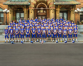 2012 Football Team Portrait
