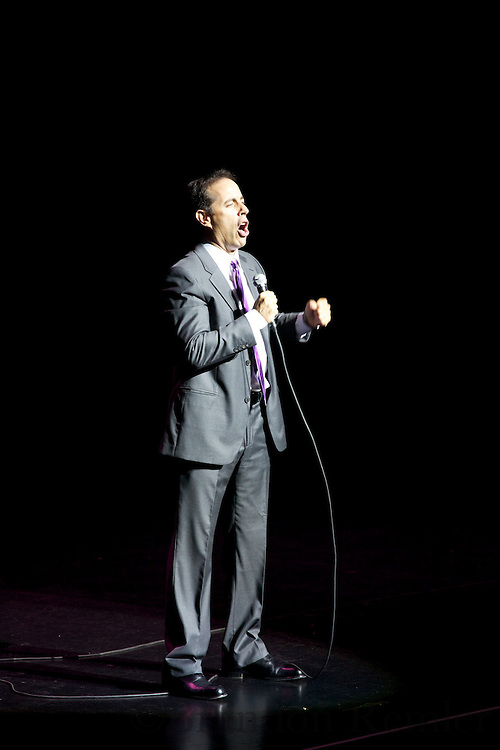 Seinfeld event at Lincoln Center