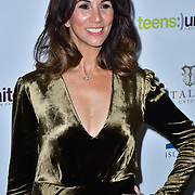 Andrea McLean attend Teens Unite - Tales Untold at Rosewood London on 29 November 2019, London, UK
