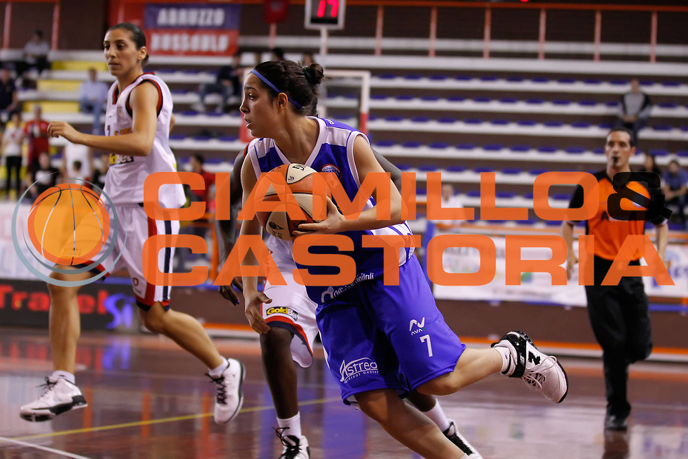 DESCRIZIONE : Pescara Lega A1 Femminile 2012-13 Opening Day 2012 <br /> Goldbet Taranto Club Atletico Romagna Faenza<br /> GIOCATORE : Caterina Dotto<br /> SQUADRA : Club Atletico Romagna Faenza<br /> EVENTO : Campionato Lega A1 Femminile 2012-2013 <br /> GARA : Goldbet Taranto Club Atletico Romagna Faenza<br /> DATA : 14/10/2012<br /> CATEGORIA : <br /> SPORT : Pallacanestro <br /> AUTORE : Agenzia Ciamillo-Castoria/ElioCastoria<br /> Galleria : Lega Basket Femminile 2012-2013 <br /> Fotonotizia : Pescara Lega A1 Femminile 2012-13 Opening Day 2012 Goldbet Taranto Club Atletico Romagna Faenza<br /> Predefinita :