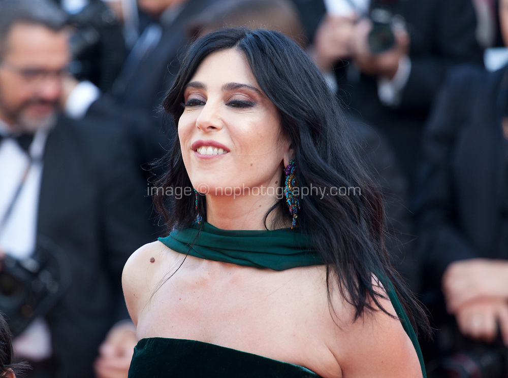 Director Nadine Labaki at the Capharnaüm (Cafarnaúm)  gala screening at the 71st Cannes Film Festival, Thursday 17th May 2018, Cannes, France. Photo credit: Doreen Kennedy
