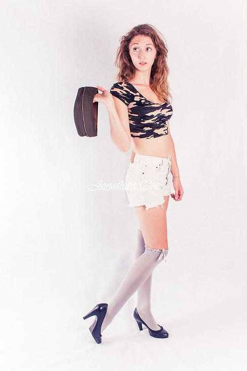Model: Amber Janel Smith