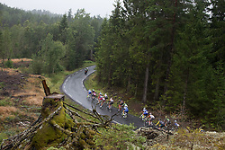 the 76,1 km first stage of the 2016 Ladies' Tour of Norway women's road cycling race on August 12, 2016 between Halden and Fredrikstad, Norway. (Photo by Balint Hamvas/Velofocus)