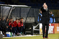 Onderwerp/Subject: Willem II - Eredivisie<br /> Reklame:  <br /> Club/Team/Country: <br /> Seizoen/Season: 2012/2013<br /> FOTO/PHOTO: Coach Jurgen STREPPEL of Willem II giving instructions. (Photo by PICS UNITED)<br /> <br /> Trefwoorden/Keywords: <br /> #01 $94 &plusmn;1355238911262<br /> Photo- &amp; Copyrights &copy; PICS UNITED <br /> P.O. Box 7164 - 5605 BE  EINDHOVEN (THE NETHERLANDS) <br /> Phone +31 (0)40 296 28 00 <br /> Fax +31 (0) 40 248 47 43 <br /> http://www.pics-united.com <br /> e-mail : sales@pics-united.com (If you would like to raise any issues regarding any aspects of products / service of PICS UNITED) or <br /> e-mail : sales@pics-united.com   <br /> <br /> ATTENTIE: <br /> Publicatie ook bij aanbieding door derden is slechts toegestaan na verkregen toestemming van Pics United. <br /> VOLLEDIGE NAAMSVERMELDING IS VERPLICHT! (&copy; PICS UNITED/Naam Fotograaf, zie veld 4 van de bestandsinfo 'credits') <br /> ATTENTION:  <br /> &copy; Pics United. Reproduction/publication of this photo by any parties is only permitted after authorisation is sought and obtained from  PICS UNITED- THE NETHERLANDS