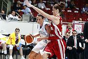 DESCRIZIONE : Riga Latvia Lettonia Eurobasket Women 2009 Qualifying Round Italia Turchia Italy Turkey<br /> GIOCATORE : Laura Macchi<br /> SQUADRA : Italia Italy<br /> EVENTO : Eurobasket Women 2009 Campionati Europei Donne 2009 <br /> GARA : Italia Turchia Italy Turkey<br /> DATA : 12/06/2009 <br /> CATEGORIA : palleggio<br /> SPORT : Pallacanestro <br /> AUTORE : Agenzia Ciamillo-Castoria/E.Castoria