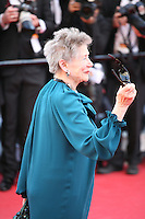 Emmanuelle Riva at the Blood Ties film gala screening at the Cannes Film Festival Monday 20th May 2013