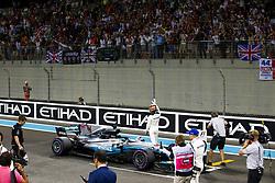 November 25, 2017 - Abu Dhabi, United Arab Emirates - Motorsports: FIA Formula One World Championship 2017, Grand Prix of Abu Dhabi, .#44 Lewis Hamilton (GBR, Mercedes AMG Petronas F1 Team) (Credit Image: © Hoch Zwei via ZUMA Wire)