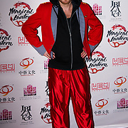 London, UK. 23rd November 2017. Philip Christopher Baldwin attends 'Magical Lantern Festival' VIP Night preview, London, UK