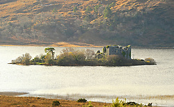 Castle Kirk Island (Hen Island) ... Granuaile's Castle.<br />