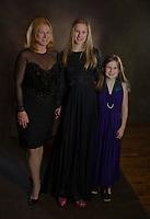 Catrina and the girls photo session. ©2017 Karen Bobotas Photographer