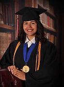 Furr High School 2016 valedictorian Brenda Gonzalez.