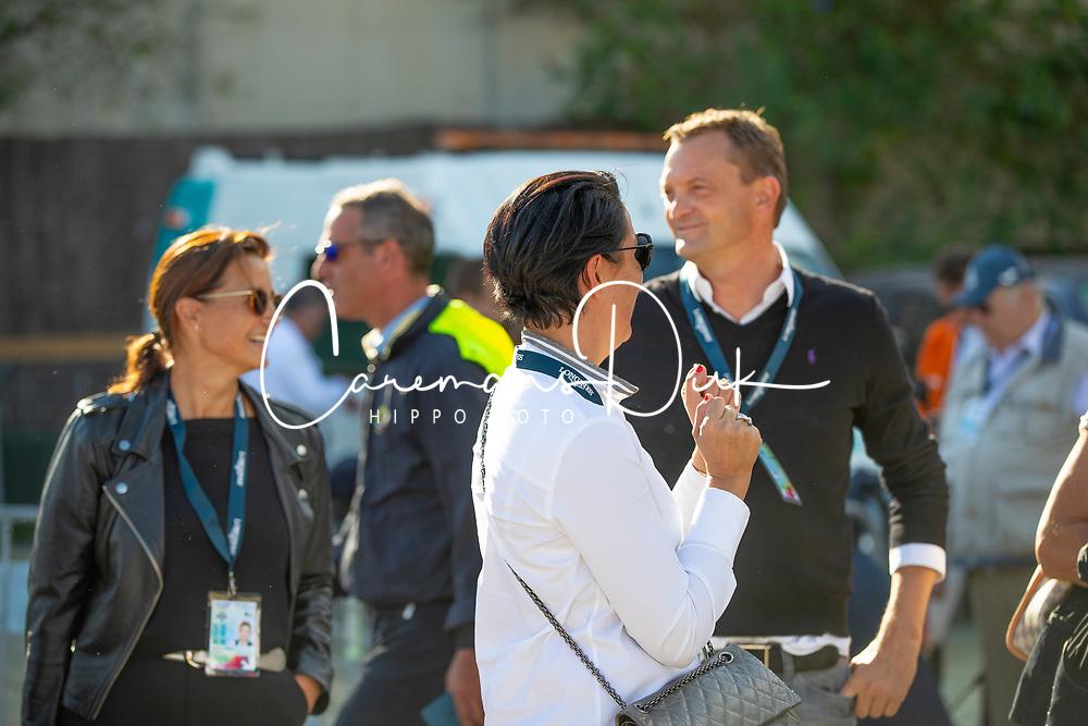 Wienen Krystle, BEL<br /> Longines FEI Jumping Nations Cup™ Final<br /> © Hippo Foto - Dirk Caremans<br /> 07/10/2018