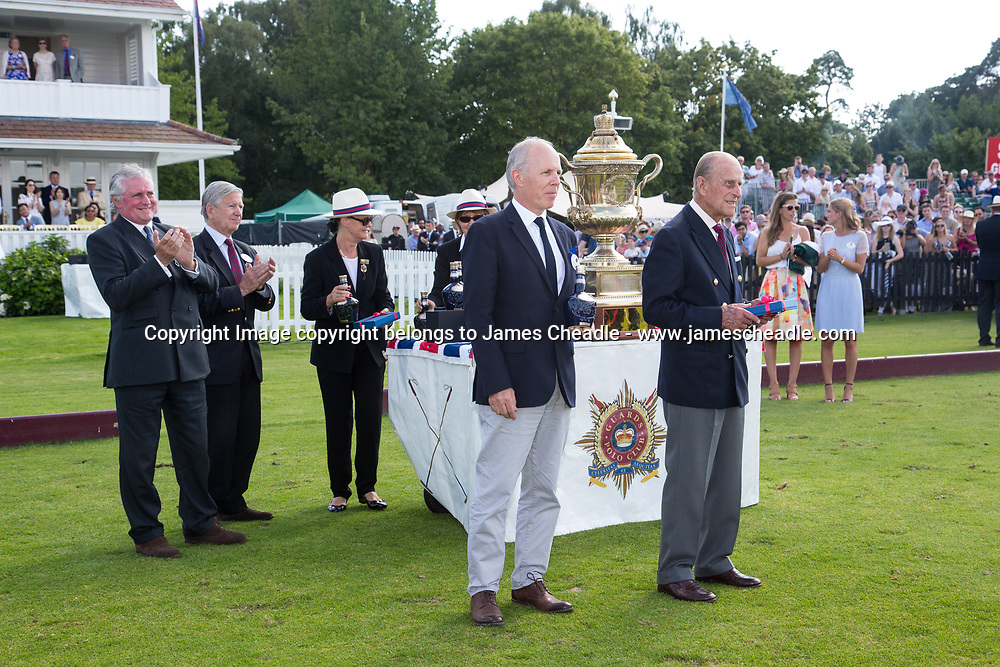 Royal Salute Coronation Cup 2016