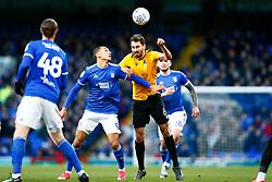 Edward Upson of Bristol Rovers - Mandatory by-line: Phil Chaplin/JMP - 14/12/2019 - FOOTBALL - Portman Road - Ipswich, England - Ipswich Town v Bristol Rovers - Sky Bet League One