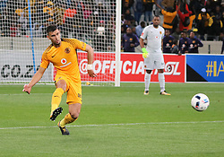 Lorenzo Gordinho in the Absa Premiership match between Cape Town City and Kaizer Chiefs, Cape Town Stadium, 13 September 2017.