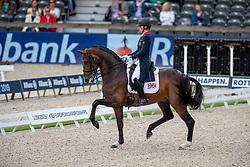 DUJARDIN Charlotte (GBR), MOUNT ST JOHN FREESTYLE<br /> Rotterdam - Europameisterschaft Dressur, Springen und Para-Dressur 2019<br /> Longines FEI European Championships Dressage Grand Prix - Teams (2nd group)<br /> Teamwertung 2. Gruppe<br /> 20. August 2019<br /> © www.sportfotos-lafrentz.de/Sharon Vandeput