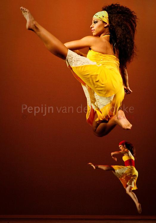 Groningen, martini plaza 22/06/2007. Eind presentatie dansacademie Noord-Nederland