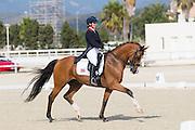 Alexandra Hellings - Uvender V<br /> European Championships Dressage 2016<br /> © DigiShots