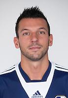 05.07.2013; Luzern; Fussball Super League - Portrait FC Luzern; Xavier Hochstrasser (Christian Pfander/freshfocus)