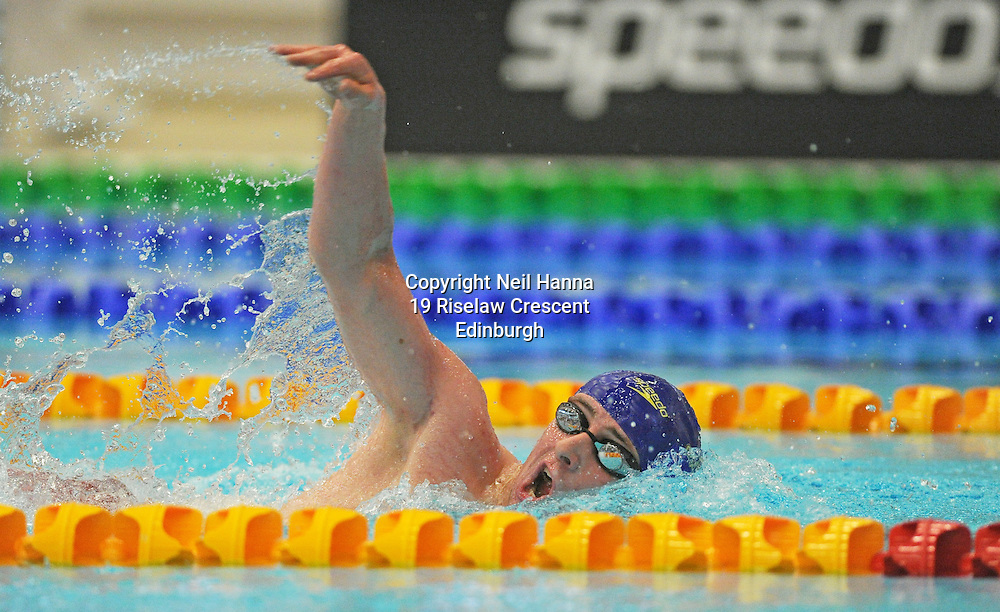Royal Commonwealth Pool, Edinburgh<br /> Scottish Summer Meet - Sunday 26th July 2015-Day 3 Sunday Finals<br /> <br /> Event 303 Boys 16 400m IM <br /> <br /> Josh Mitchell<br /> <br /> <br /> <br /> Neil Hanna Photography<br /> www.neilhannaphotography.co.uk<br /> 07702 246823