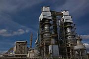 Pains_MG, 19 de Outubro de 2011.<br /> <br /> ICAL - UNIDADE PAINS<br /> <br /> Fotos da unidade e das pedreiras de producao de cal na zona rural de Pains.<br /> <br /> FOTO: MARCUS DESIMONI / NITRO