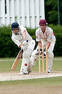 010611 Army U25s v RAF U25s Cricket (2011)