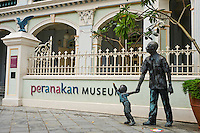 Singapour, Colonial District, Musée Peranakan // Singapore, Colonial District, Paranakan Museum