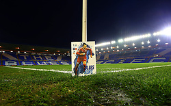 A general view of St Andrews with the match day programme ahead of the FA Cup Fourth Round Replay between Birmingham City and Huddersfield Town - Mandatory by-line: Robbie Stephenson/JMP - 06/02/2018 - FOOTBALL - St Andrew's Stadium - Birmingham, England - Birmingham City v Huddersfield Town - Emirates FA Cup fourth round proper