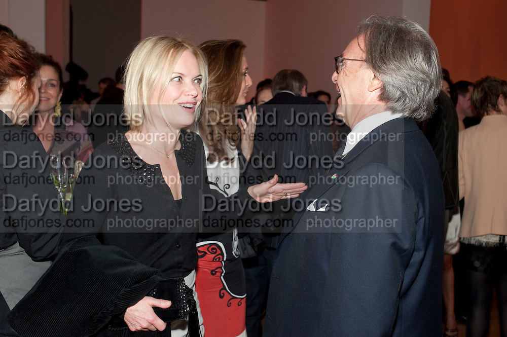 MARIELA FROSTRUP; DIEGO LA VALLE, TODÕS Art Plus Drama Party 2011. Whitechapel GalleryÕs annual fundraising party in partnership with TODÕS and supported by HarperÕs Bazaar. Whitechapel Gallery. London. 24 March 2011.  -DO NOT ARCHIVE-© Copyright Photograph by Dafydd Jones. 248 Clapham Rd. London SW9 0PZ. Tel 0207 820 0771. www.dafjones.com.<br /> MARIELA FROSTRUP; DIEGO LA VALLE, TOD'S Art Plus Drama Party 2011. Whitechapel Gallery's annual fundraising party in partnership with TOD'S and supported by Harper's Bazaar. Whitechapel Gallery. London. 24 March 2011.  -DO NOT ARCHIVE-© Copyright Photograph by Dafydd Jones. 248 Clapham Rd. London SW9 0PZ. Tel 0207 820 0771. www.dafjones.com.