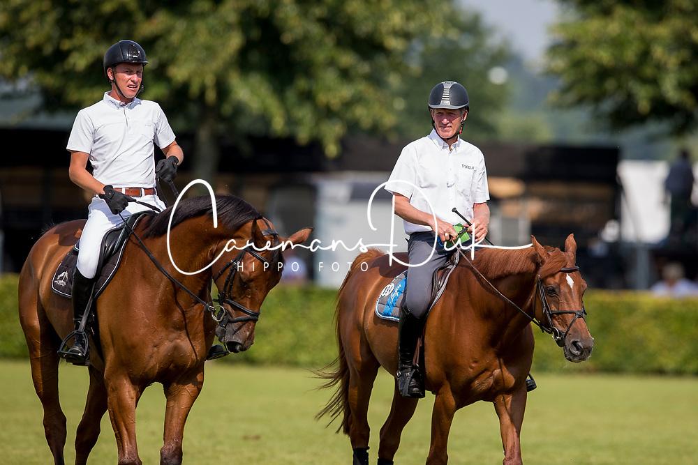 Beerbaum Ludger, GER, Casello<br /> CHIO Aachen 2018<br /> © Hippo Foto - Sharon Vandeput<br /> 20/07/18