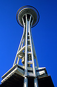 Image of the Space Needle in Seattle, Washington, Pacific Northwest, pictures of the Space Needle, pictures of Seattle, WA