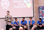 DESCRIZIONE : Media Day Nazionale Maschile GIOCATORE : FIAT<br /> CATEGORIA : nazionale maschile senior <br /> SQUADRA : Nazionale Maschile <br /> EVENTO : Media Day <br /> GARA : Media Day Nazionale Maschile <br /> DATA : 30/06/2014 S<br /> PORT : Pallacanestro <br /> AUTORE : Agenzia Ciamillo-Castoria  <br /> Galleria : Nazionale Italia Maschile 2013-2014 Fotonotizia : Media Day Nazionale Maschile<br /> Predefinita :