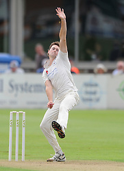 James Fuller of Gloucestershire - Mandatory byline: Dougie Allward/JMP - 07966386802 - 21/08/2015 - Cricket - County Ground -Bristol,England - Gloucestershire CCC v Surrey CCC - LV= COUNTY CHAMPIONSHIP