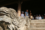 Vietnam, Hue the citadel, old town  imperial town